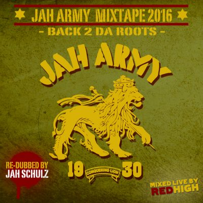 Jah Army Mixtape 2016