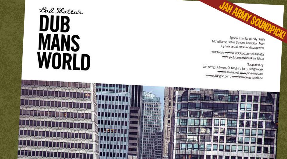 Dubman's World Mixtape
