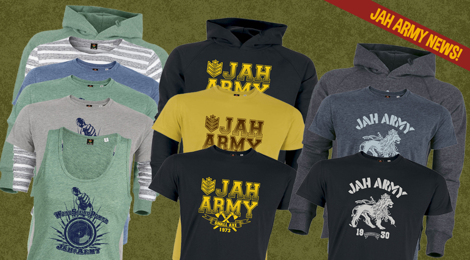 Jah Army Collection Autumn Winter 2014