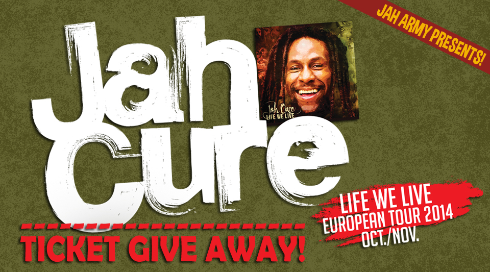 Jah Cure Tour 2014