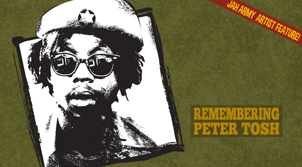 Peter Tosh Jah Army