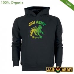 Jam Rock Lion Hoody