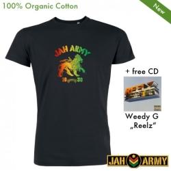 Rasta Lion Tshirt