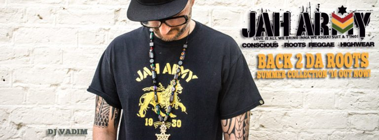 Jah Army summer collection 2016