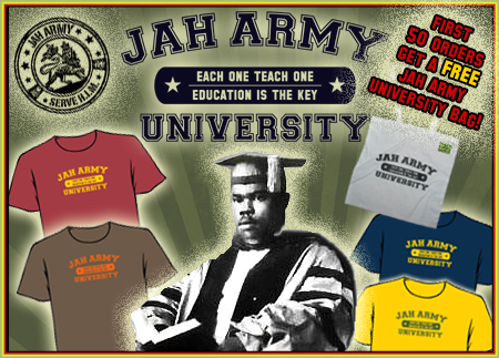Jah Army Highwear