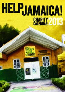 HELP Jamaica Charity Calender 2013 - regular mail